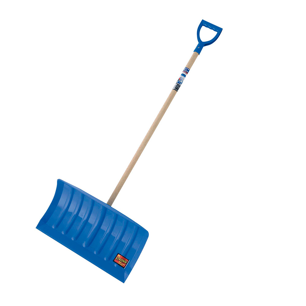 Pusher Shovel, medium (One-Touch Assembly Required) - 1,420 mm