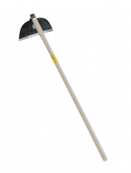 Turf Hoe (hand wrought steel) ...