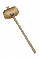 Square Wooden Mallet (maple)