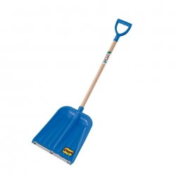 Polyethylene Snow Shovel - 1,1...